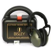 Bisley Electronic Shooting Ear Muffs Hearing Defenders