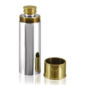 Shotgun Cartridge Hip Flask Stainless Steel Shooting Gift