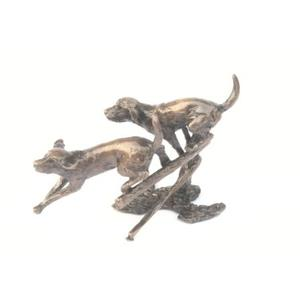 Labradors Solid Bronze by Butler and Peach  2021